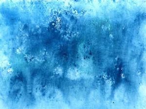 История цветов и пигментов: синий. Ярмарка Мастеров - ручная работа, handmade.