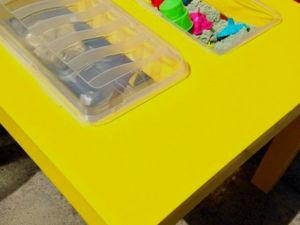 Многофункциональный стол для детских игр. Ярмарка Мастеров - ручная работа, handmade.
