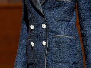Модная библиотека: ТОП-35 образов осенне-зимней коллекции Chanel 2019-2020. Ярмарка Мастеров - ручная работа, handmade.