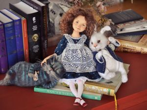 Алиса и Ко. Ярмарка Мастеров - ручная работа, handmade.
