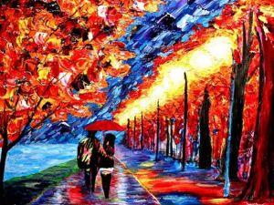 Сильные духом. Удивительные картины слепого художника. Ярмарка Мастеров - ручная работа, handmade.