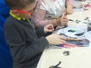 Про наши занятия китайской  живописью) фото с уроков. Ярмарка Мастеров - ручная работа, handmade.