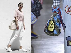 Модные сумочки лета 2017 — какие они?. Ярмарка Мастеров - ручная работа, handmade.
