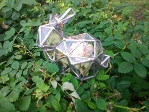 Создаем подставку для обручальных колец из стекла «Зайчик» в технике Тиффани. Ярмарка Мастеров - ручная работа, handmade.