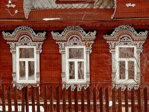 Красота в деталях:  «Очи»  русской избы. Ярмарка Мастеров - ручная работа, handmade.