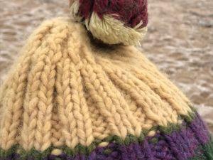 Новые шапки в моем магазине. Ярмарка Мастеров - ручная работа, handmade.