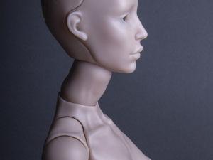Как выглядит бланк кукла/ Размеры. Ярмарка Мастеров - ручная работа, handmade.