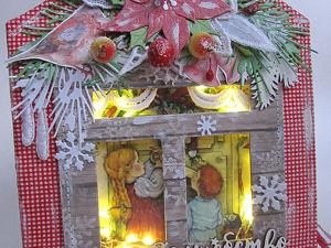 Обзор фотоальбома «Окно в сказку». Ярмарка Мастеров - ручная работа, handmade.