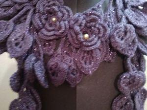 Распродажа шарфиков-колье от 799 руб!!. Ярмарка Мастеров - ручная работа, handmade.