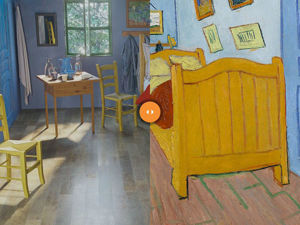 Live as Artists: Interiors Recreated from Famous Paintings. Livemaster - handmade