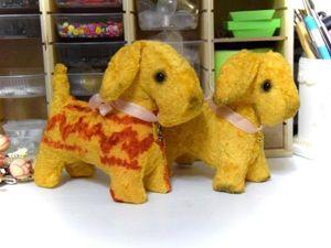 Шьём текстильных собачек. Ярмарка Мастеров - ручная работа, handmade.