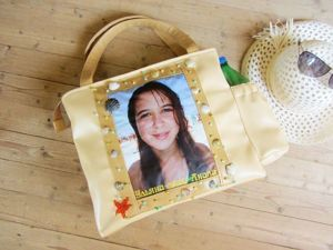Шьем пляжную сумку «На курорт». Ярмарка Мастеров - ручная работа, handmade.