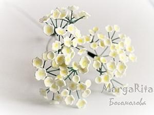 Полевые цветы из фоамирана. Ярмарка Мастеров - ручная работа, handmade.