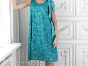 Аукцион на Летнее кружевное платье! Старт 2500 руб.!. Ярмарка Мастеров - ручная работа, handmade.