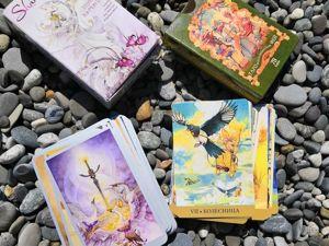 Карты, косметика, магия. Ярмарка Мастеров - ручная работа, handmade.