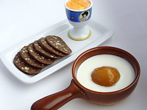 Имитация завтрака из желе и колбаса на десерт!. Ярмарка Мастеров - ручная работа, handmade.