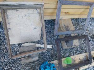Как изготовить рамку для картины своими руками. Ярмарка Мастеров - ручная работа, handmade.