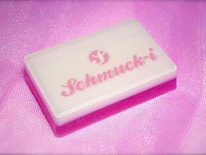 Фирменное мыло с логотипом (эксклюзивно для Schmuck-i). Ярмарка Мастеров - ручная работа, handmade.