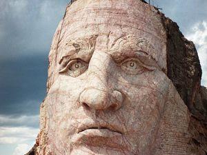 Герой, вошедший в историю как Crazy Horse. Ярмарка Мастеров - ручная работа, handmade.
