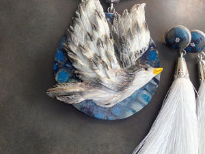 Делаем чайку из полимерной глины. Ярмарка Мастеров - ручная работа, handmade.