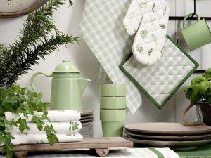 Как правильно выбрать текстиль на кухню. Ярмарка Мастеров - ручная работа, handmade.
