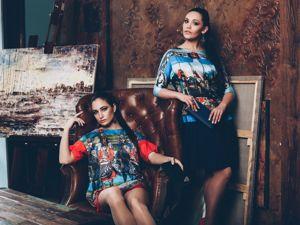 «Платья с принтом Dolce & Gabbana всего за 600 руб». Ярмарка Мастеров - ручная работа, handmade.