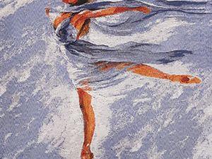 Анонс! Балерины в гобелене!. Ярмарка Мастеров - ручная работа, handmade.
