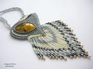 Закрыт! Аукцион на бисерные украшения!!! Сейчас!!!. Ярмарка Мастеров - ручная работа, handmade.