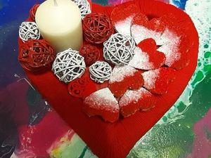 Делаем подарок на «День cвятого Валентина». Ярмарка Мастеров - ручная работа, handmade.