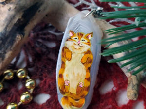 Традиционный аукцион понедельника. Котик в дом. Ярмарка Мастеров - ручная работа, handmade.