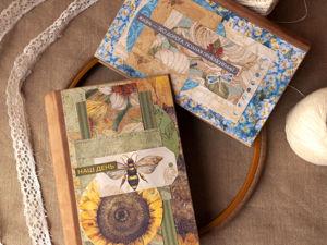 Дополнительные фотографии весеннего и летнего альбомов. Ярмарка Мастеров - ручная работа, handmade.