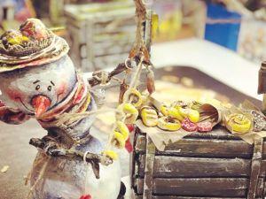 Когда твои работы оживают. Ярмарка Мастеров - ручная работа, handmade.