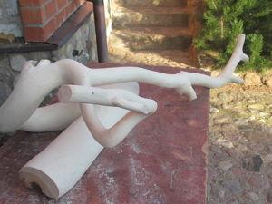 Изготовление оригинальной 4-х рожковой люстры. Часть 4. Подготовка к склеиванию. Ярмарка Мастеров - ручная работа, handmade.