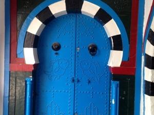 Колоритные двери, плитка и керамика Туниса. Ярмарка Мастеров - ручная работа, handmade.