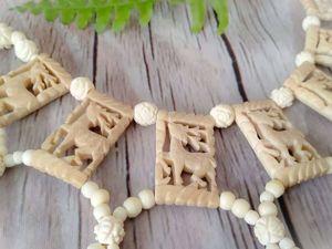 Посчитаем косточки ? Аукцион на изделия из кости. Ярмарка Мастеров - ручная работа, handmade.