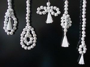 Новогодние украшения из фольги. Ярмарка Мастеров - ручная работа, handmade.