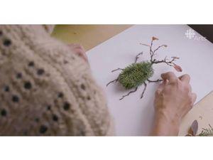 Насекомые, которых вы полюбите: прелестные работы Раку Иноуэ (Raku Inoue). Ярмарка Мастеров - ручная работа, handmade.