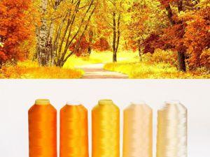 Встречаем Осень с Gingko. Ярмарка Мастеров - ручная работа, handmade.