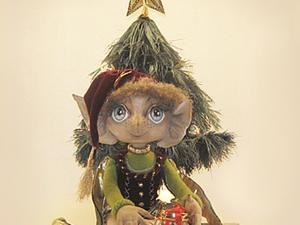 Роспись глаз и изготовление ресниц Эльфика. Ярмарка Мастеров - ручная работа, handmade.