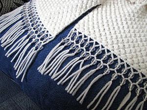 Мастер-класс по созданию оригинальной бахромы с бусинами. Ярмарка Мастеров - ручная работа, handmade.