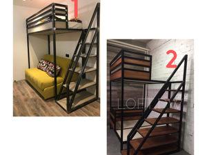 Двухъярусные кровати в стиле лофт. Ярмарка Мастеров - ручная работа, handmade.