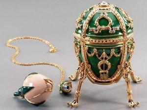 Пасхальное яйцо — не только Фаберже. Ярмарка Мастеров - ручная работа, handmade.