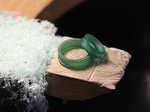 Делаем заготовку для кольца из модельного воска. Ярмарка Мастеров - ручная работа, handmade.