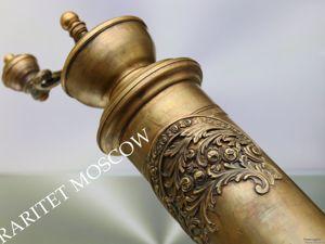 РАРИТЕТИЩЕ Кофемолка антикварная латунь бронза 8. Ярмарка Мастеров - ручная работа, handmade.