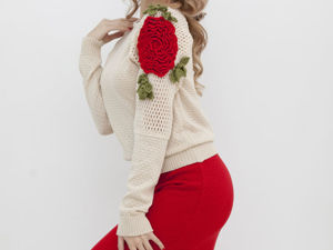 Видео-ролик, костюм  «Lush flower». Ярмарка Мастеров - ручная работа, handmade.