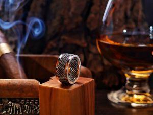 История создания одного кольца. Ярмарка Мастеров - ручная работа, handmade.