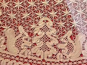 Выставка кружева в Вологодском музее. Часть вторая. Ярмарка Мастеров - ручная работа, handmade.
