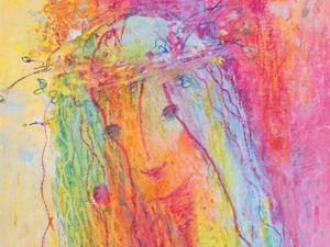 В магазине  «Оксана Сулименко авторские картины»  — СКИДКИ !!!. Ярмарка Мастеров - ручная работа, handmade.