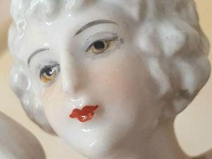 Половинка куколки Half doll Dancing Flapper Lady. Ярмарка Мастеров - ручная работа, handmade.