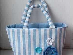 Шьем пасхальную сумочку для маленькой девочки. Ярмарка Мастеров - ручная работа, handmade.